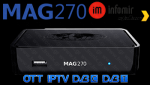 Infomir MAG270 IPTV SET-TOP BOX