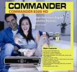 Commander 8300 HD High Definition